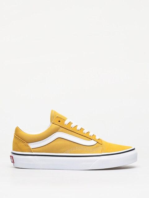 Topánky Vans Old Skool (yolk yellow/true white)