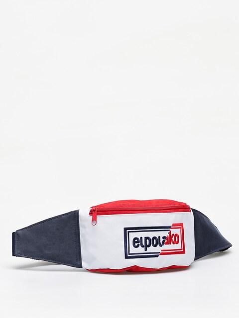 Ĺadvinka El Polako Cut Colors (red/white/navy)