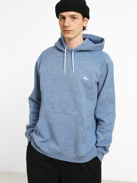 Mikina s kapucňou Quiksilver Everyday HD (stone wash heather)