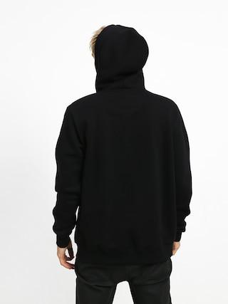 Mikina s kapucňou Prosto Standard HD (black)