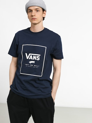 Triu010dko Vans Print Box (dress blues/white)