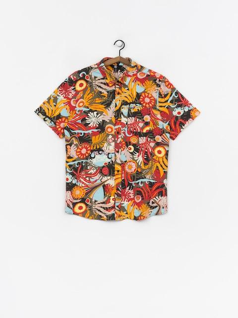 Košeľa Volcom Psych Floral (arm)