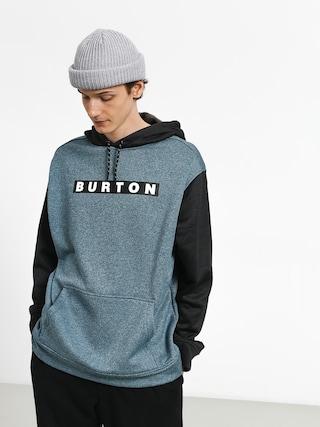 Mikina s kapucňou Burton Oak HD (bsaph/htrtbl)