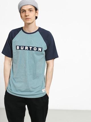 Tričko Burton Vault (stone blue)
