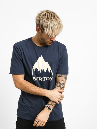Tričko Burton Clmtnhgh (mood indigo)