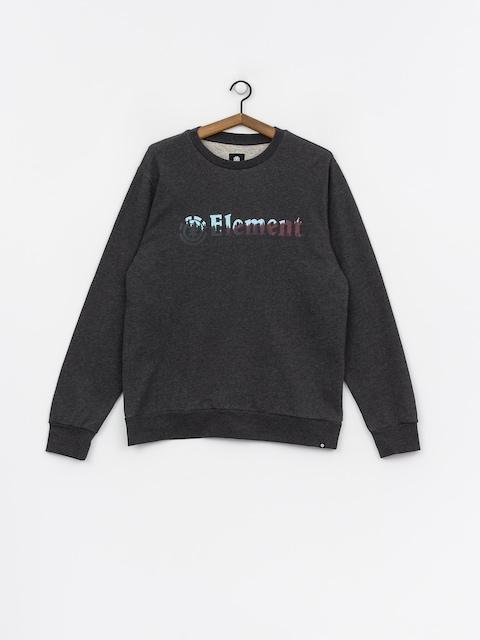 Mikina Element Glimpse Horizontal C (charcoal heather)