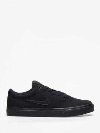 Topu00e1nky Nike SB Sb Charge Slr (black/black black)