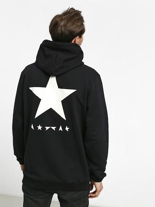 Mikina s kapucňou Malita Star Db HD (black)