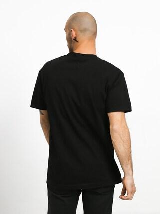 Tričko Grizzly Griptape Ballin (black)