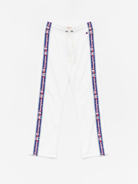 Nohavice Champion Straight Hem Pants Wmn (wht)