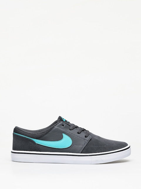 Topánky Nike SB Sb Solarsoft Portmore II (anthracite/cabana white)