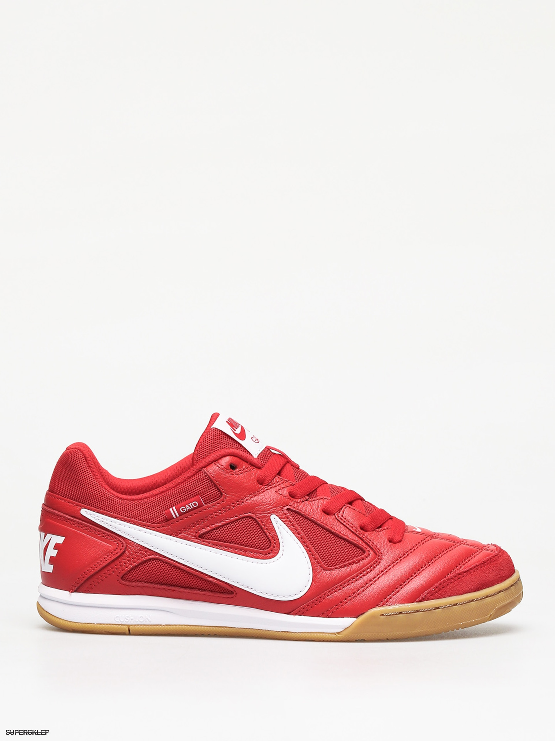 6c724af3c2e32 Topánky Nike SB Sb Gato (university red/white gum light brown)