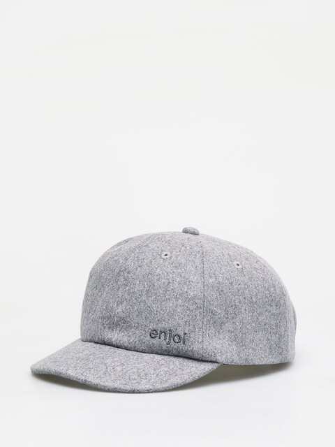 Šiltovka Enjoi Boy Genius (grey/heather)