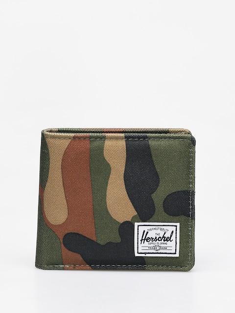 Peňaženka Herschel Supply Co. Hans Coin XL Rfid (woodland camo)