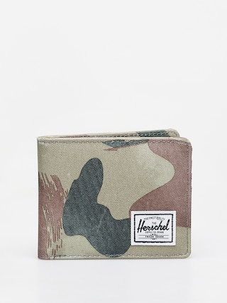 Peňaženka Herschel Supply Co. Roy Coin Rfid (brushstroke camo)