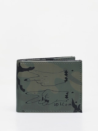 Peňaženka Volcom Radiator 3F Pu (cam)