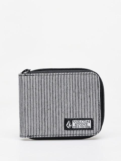Peňaženka Volcom Full Zip (blk)