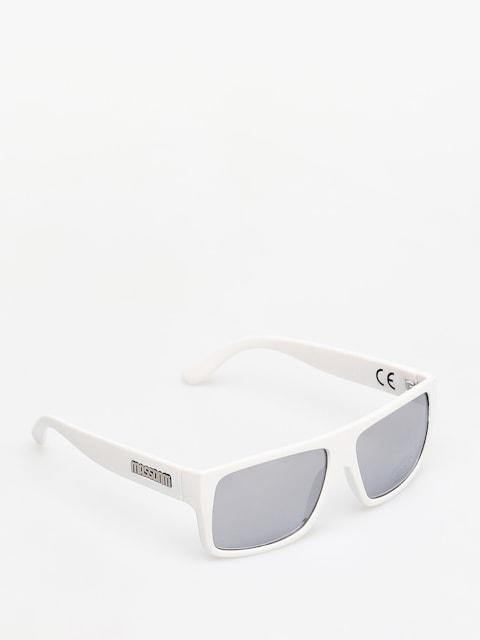 Slnečné okuliare MassDnm Icon (shine white/silver)