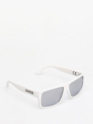 Slneu010dnu00e9 okuliare MassDnm Icon (shine white/silver)