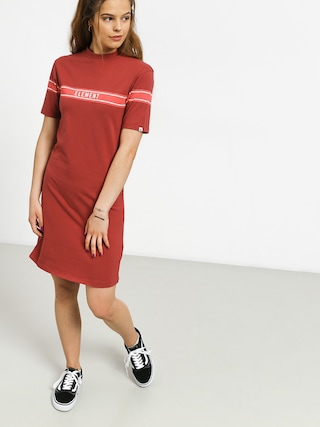 Šaty  Element Jojo Dress Wmn (peach)
