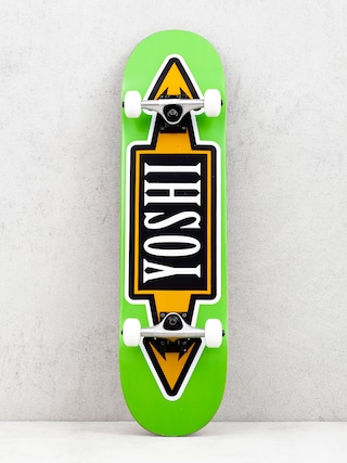 Skateboard Stereo Yoshi (light green)