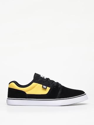 Topánky DC Tonik (black/yellow)