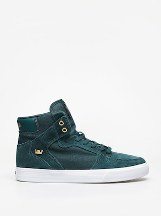 Topánky Supra Vaider (evergreen/gold white)