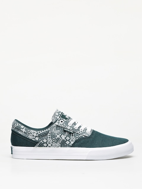Topánky Supra Cobalt (evergreen/print white)