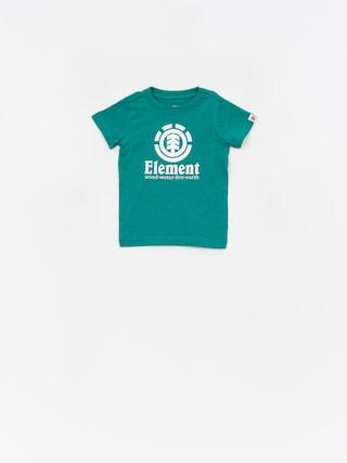 Tričko Element Vertical Boy (dynasty green)