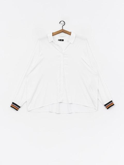 Košeľa Volcom Ivol Shirt Wmn (wht)