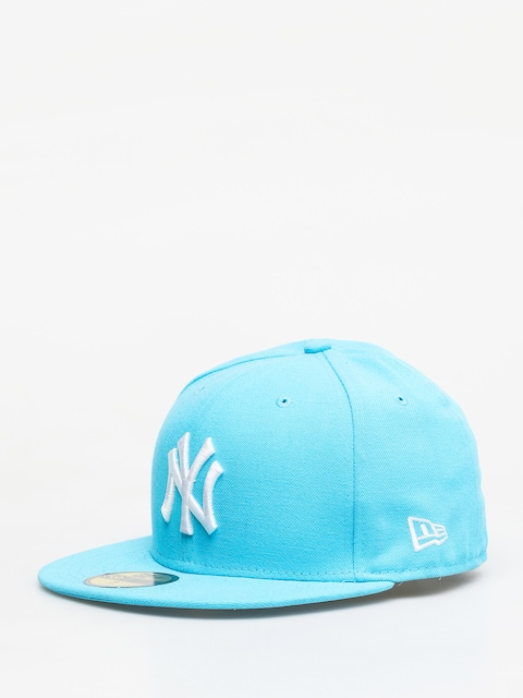 Šiltovka New Era League Basic ZD (new york yankees light blue)