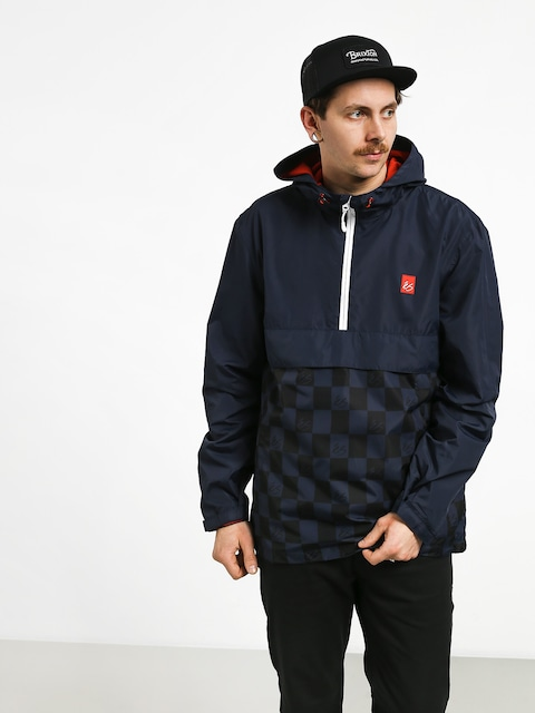 Bunda Es League Anorak (navy)