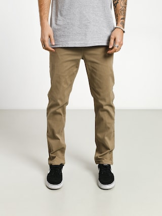 Nohavice Etnies Essential Straight Chino (khaki)