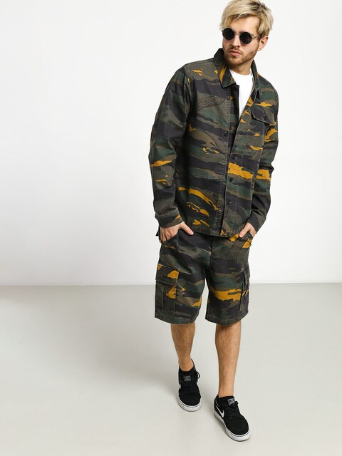 Košeľa Emerica Squadron Over Shirt (camo)