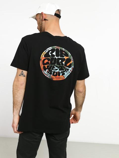 Tričko Rip Curl Rider'S (black)