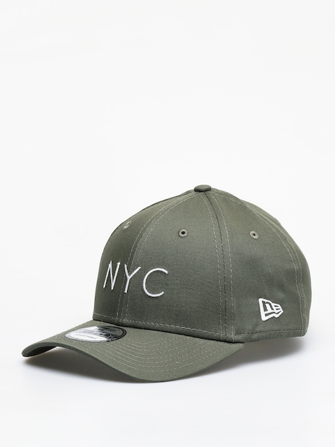 Šiltovka New Era 9Forty Essential ZD (olive/optic white)