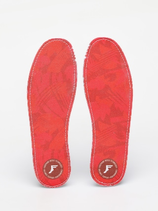 Vlou017eky do topu00e1nok Footprint Kingfoam Insoles (red camo flat)