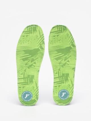 Vložky do topánok Footprint Flat Kingfoam Insoles (yellow camo)