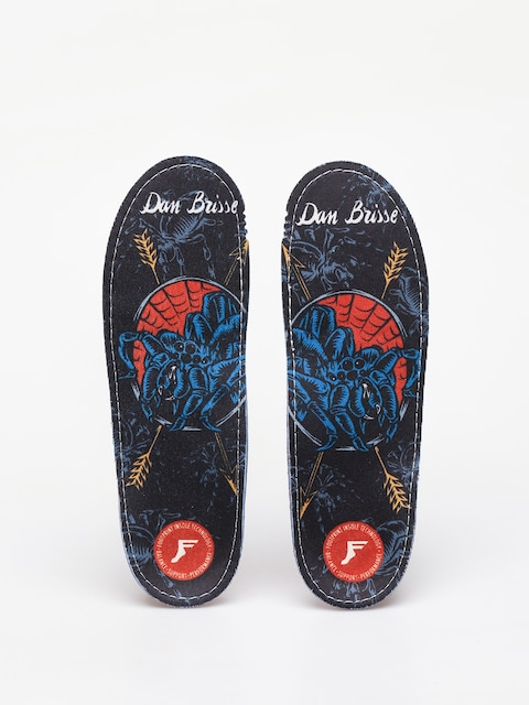 Vložky do topánok Footprint Dan Brise Spider Gamechanger (dark navy)