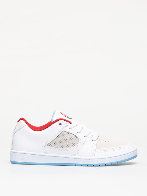 Topánky Es Accel Slim (white/white/blue)