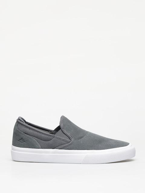 Topánky Emerica Wino G6 Slip On (grey)