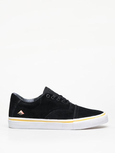 Topánky Emerica Provider X Psockadelic (black)