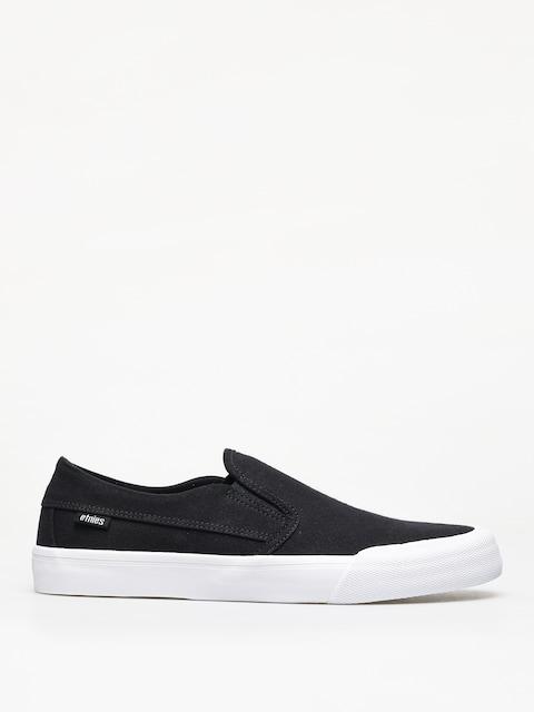 Topánky Etnies Langston (black/white/gum)