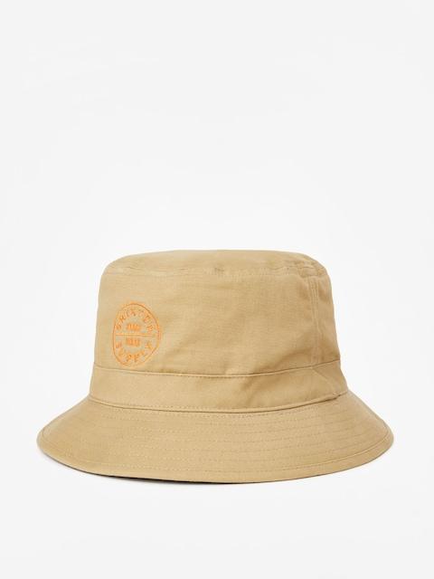 Klobúk Brixton Oath Bucket Hat (khaki)