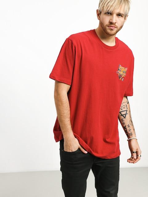 Tričko Volcom Ozzy Tiger Bxy