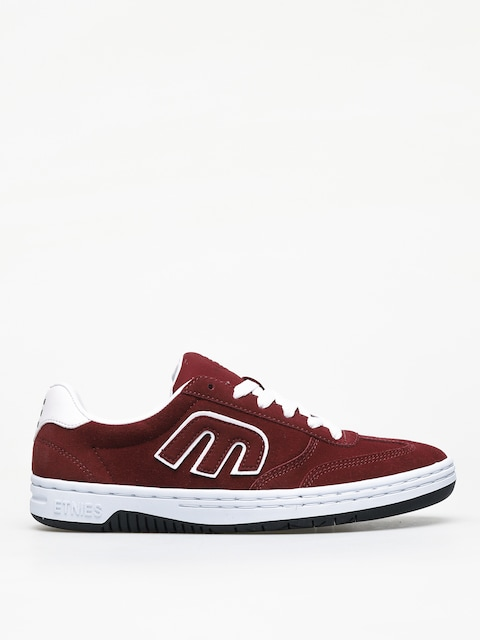 Topánky Etnies Locut (burgundy/white)