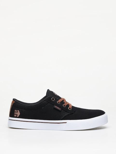 Detské topánky Etnies Kids Jameson 2 Eco (black/white)