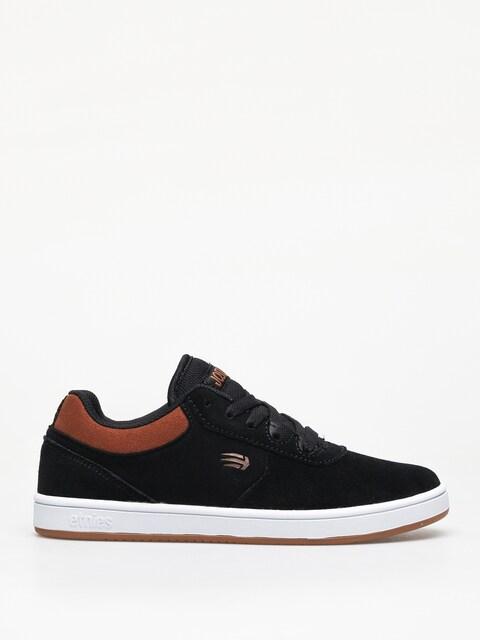 Detské topánky Etnies Kids Joslin (black/brown)