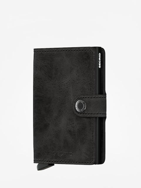 Peňaženka Secrid Miniwallet (vintage black)