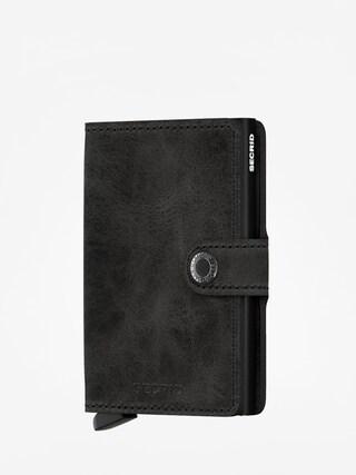 Peu0148au017eenka Secrid Miniwallet (vintage black)